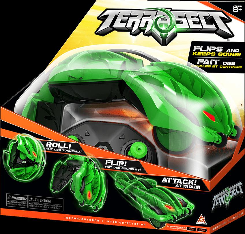 Terrasect távirányítósautó