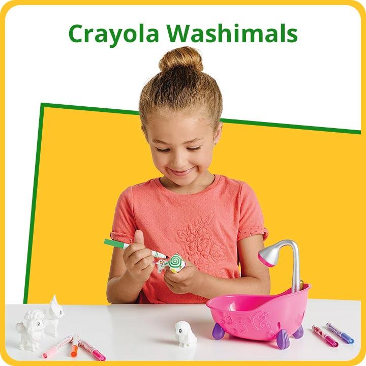 Crayola Washimals