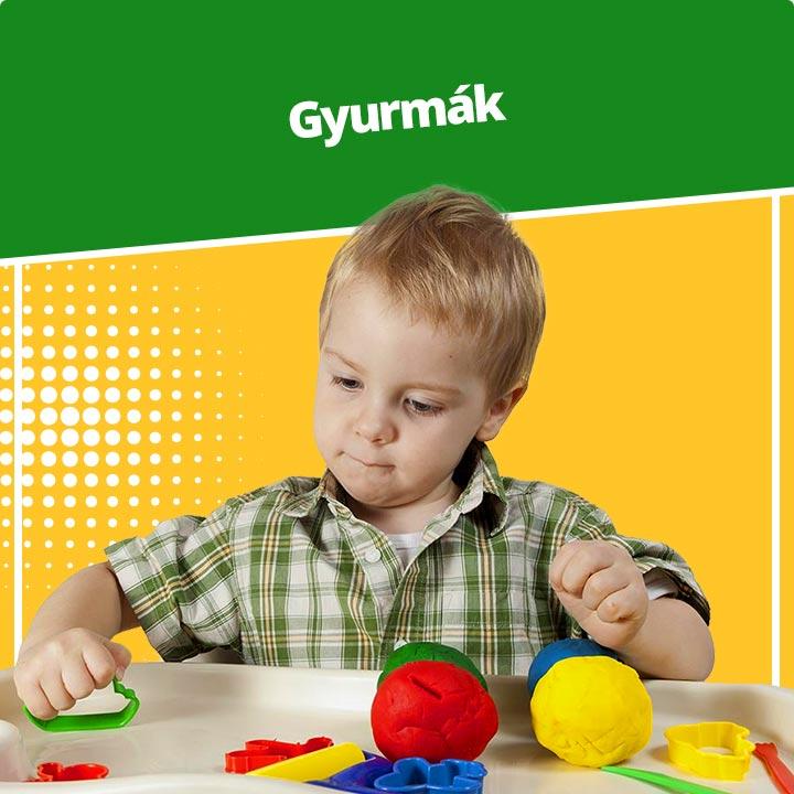 Crayola Gyurmák