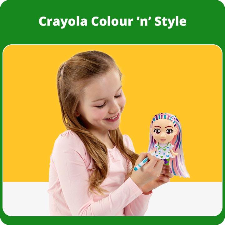 Crayola Colour 'n' Style