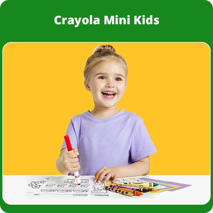 Crayola Mini Kid