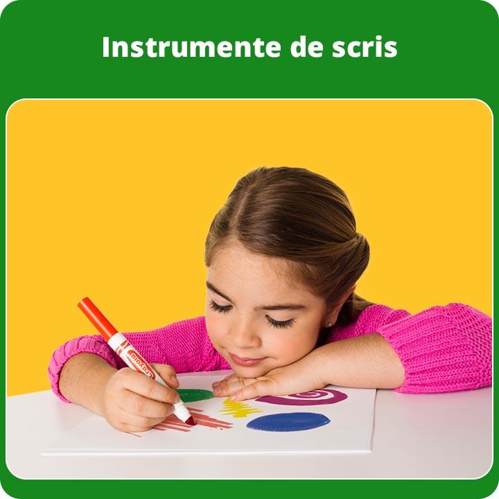 Crayola Instrumente de scris