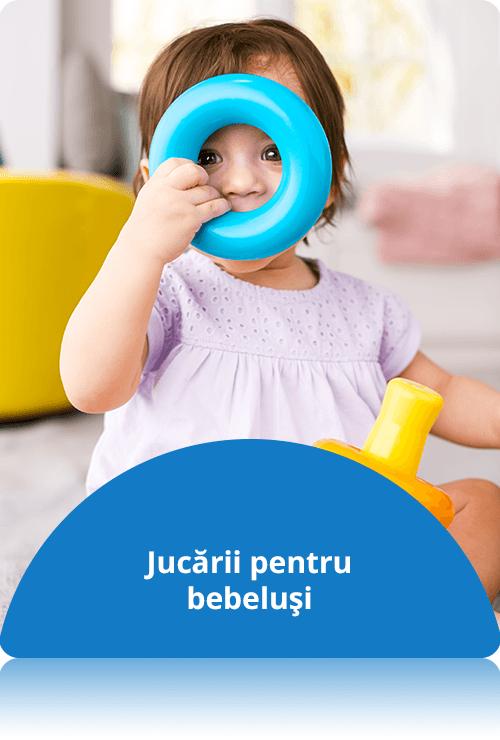 Jucării pentru bebeluși