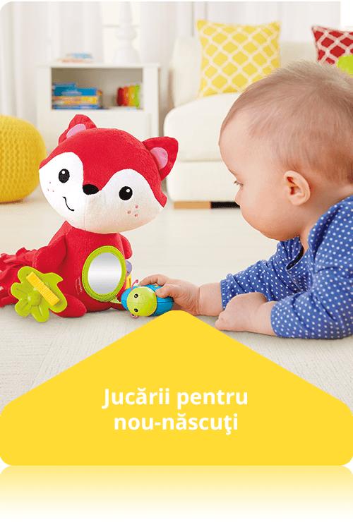 Jucării pentru nou-născuți
