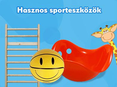 Hasznos sporteszközök