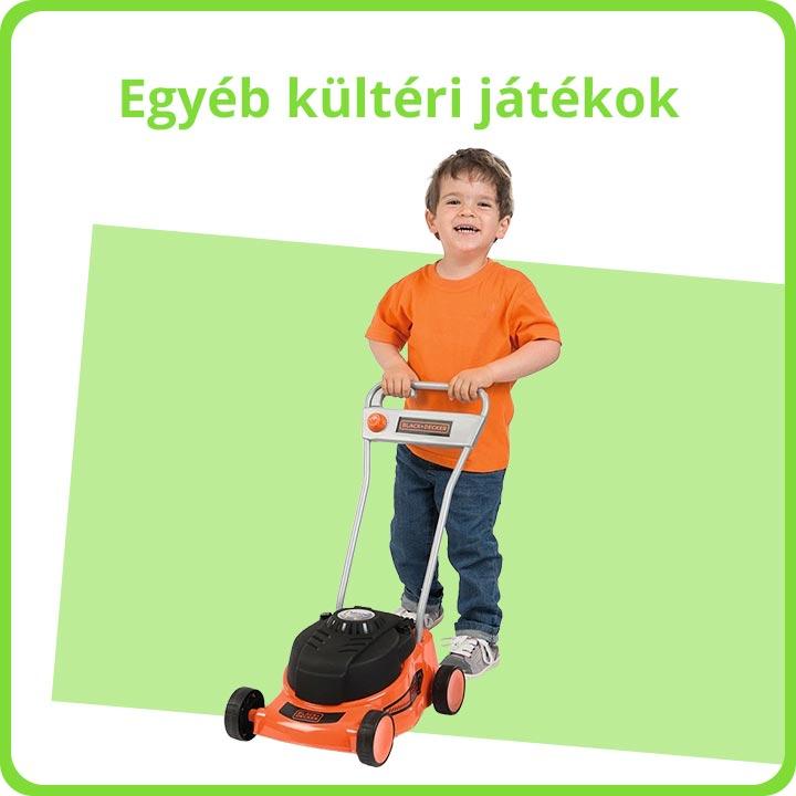 Egyéb kültéri játékok