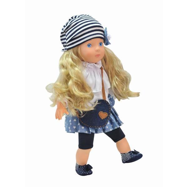 Bambolina: Miss Anna beszélő baba - 40 cm