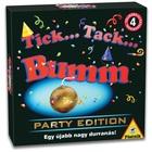 Tick... Tack... Bumm, ediție de petrecere - joc de societate în lb. maghiară