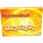 Rummikub joc de cuvinte în lb. maghiară