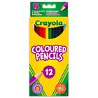 Crayola: 12 buc. creioane colorate