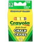 Crayola Táblakréta színes 12 db