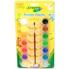 Crayola Tempera, színes, lemosható, tégelyes