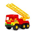 Wader: Middle Truck Létrás tűzoltóautó, 47 cm