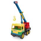 Wader: Middle Truck Daruskocsi, 38 cm - színes