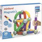 Miniland Magnetics - jucărie magnetică de construcție