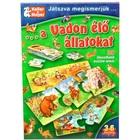 Prin joc, cunoaștem animalele sălbatice - joc educativ în lb. maghiară