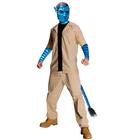 Avatar: Costum Jake pentru adulți - mărime mare 48-54