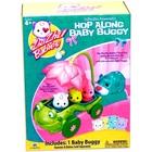 Zhu Zhu Baby: Mașinuță Buggy pentru hamsteri bebeluși, cu umbrelă de soare