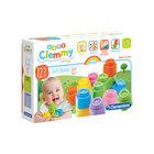 Clemmy Soft: 12 darabos puha építőkocka készlet