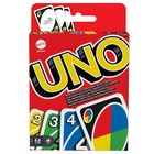 Cărţi de joc UNO - Distracţie rapidă pentru toată lumea!