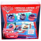 Cars: Povestiri cu imagini - joc cu instrucțiuni în lb. maghiară