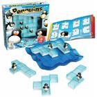 Pinguinii pe gheaţă - joc de reflecţie cu instrucţiuni în lb. maghiară