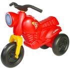 Motocicletă Maxi fără pedale - roşu