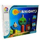 Day and Night - joc de reflecţie cu instrucţiuni în lb. maghiară