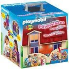 Playmobil: Casă de păpuşi mobilă - 5167