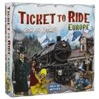 Ticket to Ride Europe - vasúti társasjáték