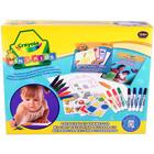 Crayola Mini Kids: Színező és matricázó készlet
