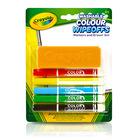 Crayola: Markere şi burete pentru tablă