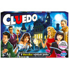 Cluedo - Jocul misterelor - joc de societate în lb. maghiară