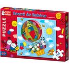 Bogyó si Babóca: Balonul cu aer cald - puzzle cu 64 piese