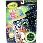 Crayola: Foszforeszkáló maszatmentes képkészítő