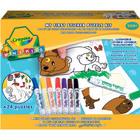 Crayola Mini Kids: Puzzle cu abţibilduri
