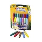 Crayola: Mini-lipici cu sclipici - lavabil, 16 buc.