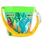 Wader: Găleată pentru nisip cu model animale marine