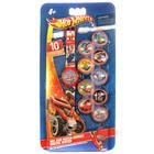 Hot Wheels: Ceas de mână cu 10 fronturi - baterie de rezervă