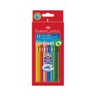 Faber-Castell: Grip set de creioane colorate - 12 buc.