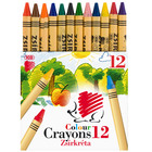 ICO Süni: Set pastele colorate - 12 buc.