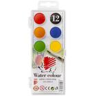 ICO Süni vízfesték készlet - 12 db-os