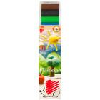 ICO Süni: set plastilină colorată - 10 buc.