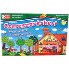 Bogyó és Babóca: Cseresznyéskert társasjáték
