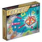 Geomag Glitter: Set cu sclipici - cu panele - 44 piese
