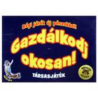 Administrează cu înțelepciune - joc vechi cu bani noi - joc de societate în lb. maghiară