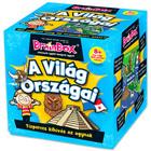 BrainBox: Ţările lumii - joc de societate în lb. maghiară