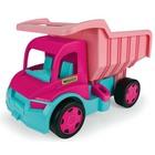 Wader nagy rózsaszín dömper 65006