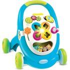 Cotoons Jucărie bebe Walk & Play - albastru