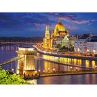 Vedere din Budapesta - puzzle cu 2000 de piese